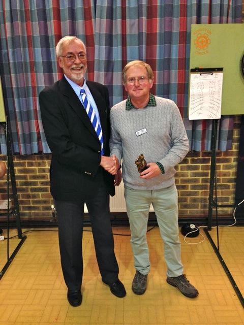 Steve Palmer and Mark Allanson