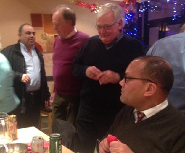 Nader, Charles, Terry & Patrick