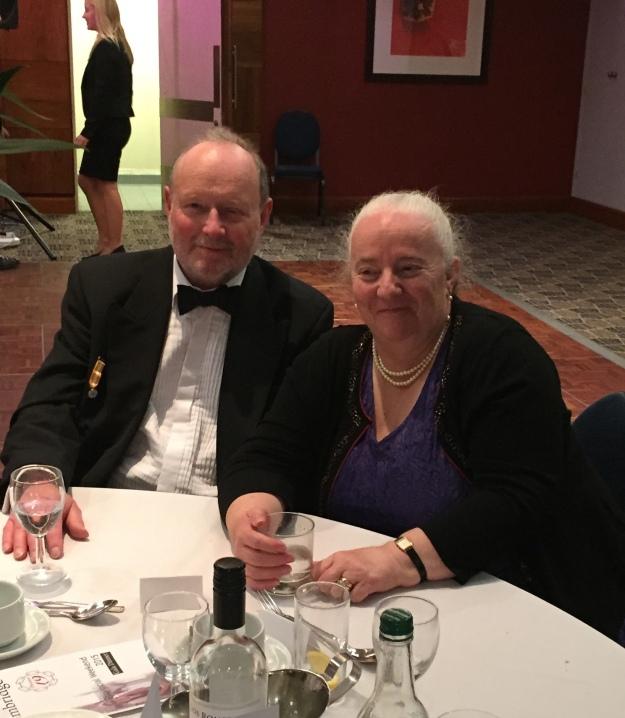 Richard and Mary Mills (Croydon Circle)